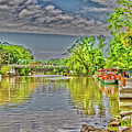 Port Of Pittsford, Ny by William Norton