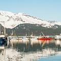 Port Of Seward Alaska  by Charles McCleanon
