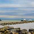 Port Washington Light 6 by Deborah Smolinske