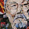 Portait Of David Suzuki by Alicia  LaRue