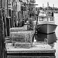 Portland Dock by Jerry Fornarotto