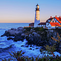Portland Head Light II by Chad Dutson