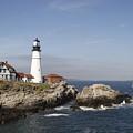Portland Head Lighthouse by Ronald Fleischer