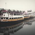 Portland Morning Fog by Bob Orsillo