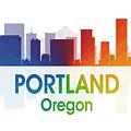 Portland Or by Angelina Vick