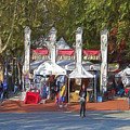 Portland Saturday Market by Thom Zehrfeld