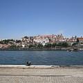 Porto Boardwalk IIi Portugal by John Shiron