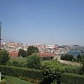 Porto Hilltop Panorama II Portugal by John Shiron
