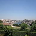 Porto Hilltop Panorama Portugal by John Shiron