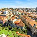 Porto Panorama Skyline by Benny Marty