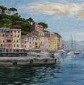 Portofino Port by Jay Johnson