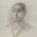 Portrait 1 by Robert Nizamov