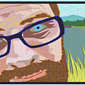 Portrait At Lake Junaluska by Rod Whyte