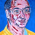 Portrait Dr. R. Meiritz by Valerie Ornstein