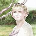 Portrait by Irina Sztukowski