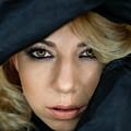Portrait Of A Beautiful Woman by Jelena Vlatkovic