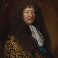 Portrait Of A Gentleman by Francois de Troy