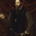 Portrait Of A Knight Of The Order Of Santiago by Juan de Juanes
