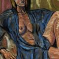 Portrait Of A Lady by Dan Earle