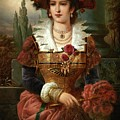 Portrait Of A Lady by MotionAge Designs