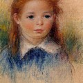 Portrait Of A Little Girl by MotionAge Designs