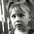 Portrait Of My Little Neighbor by Alex Galkin