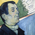 Portrait Of A Man by Gauguin