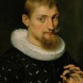 Portrait Of A Man by Peter Paul Rubens