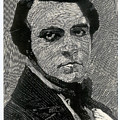 Portrait Of A Man by Robert Bissett