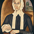 Portrait Of A Woman by Thomas Skynner