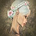Portrait Of An Elf by G Berry