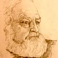 Portrait Of An Old Friend by Dan Earle