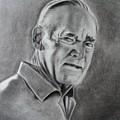 Portrait Of Bud by Carla Carson