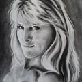 Portrait Of  Carla by Carla Carson