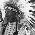 Portrait Of Chief Red Cloud by Stocktrek Images