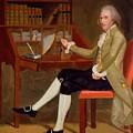Portrait Of David Baldwin 1790 by Earl Ralph