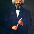 Portrait Of Frederick Douglass by American School