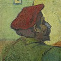 Portrait Of Gauguin Arles December 1888 Vincent Van Gogh 1853  1890 by Artistic Panda