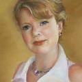 Portrait Of Jeanie by Melanie Miller Longshore