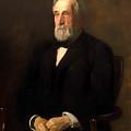 Portrait Of John B Gest by Mountain Dreams