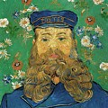 Portrait Of Joseph Roulin by Artistic Panda