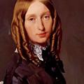 Portrait Of Madame Frederic Reiset 1847 by Ingres Jean Auguste Dominique