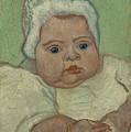 Portrait Of Marcelle Roulin Arles, December 1888 Vincent Van Gogh 1853  1890 by Artistic Panda