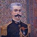 Portrait Of Monsieur Pool 1887 by DuboisPillet Albert