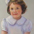 Portrait Of Polly by Melanie Miller Longshore