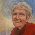 Portrait Of Ruth Sentelle by Ron Richard Baviello