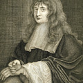 Portrait Of Sir Isaac Newton by Sir Peter Lely