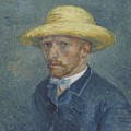 Portrait Of Theo Van Gogh Paris, Summer 1887 Vincent Van Gogh 1853  1890 by Artistic Panda