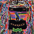 portrait of who   U  Me       or      someone U see  by Kenneth James