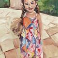 Portrait Painting by Maria Reichert